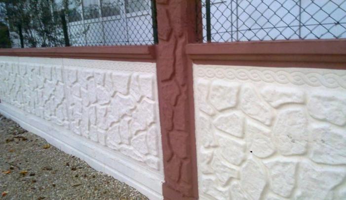 bahçe duvarı boyama